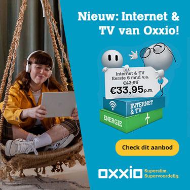 Oxxio internet tv aanmelden