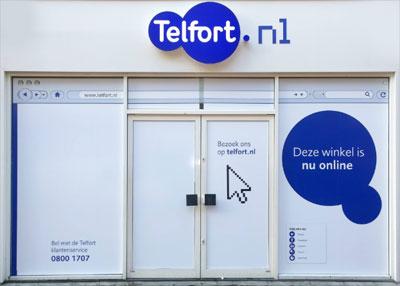 Telfort online