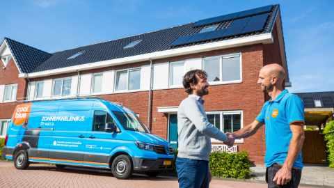 Coolblue nu ook energieleverancier
