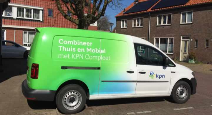 Oxxio internet klanten gaan over naar KPN