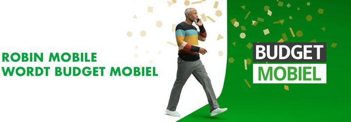 Robin Mobile wordt Budget Mobiel