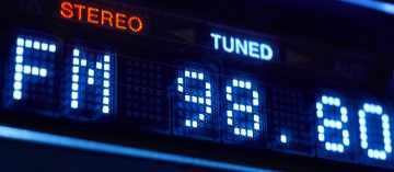 Ziggo fm 98.8 analoge radio