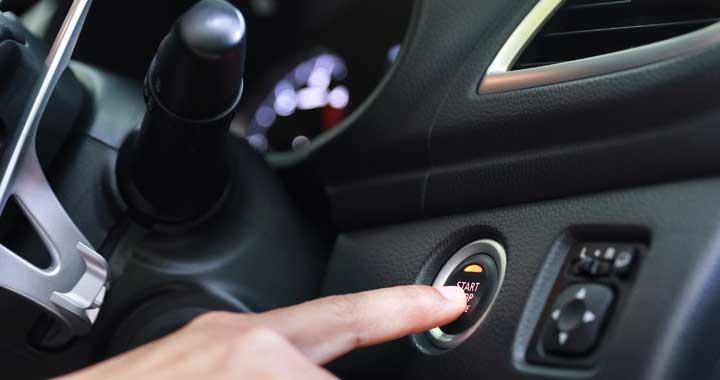 auto keyless starten