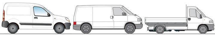 bestelwagens