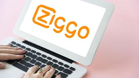 Ziggo verhoogt internetsnelheid