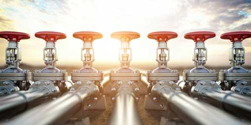 overschot gas op energiemarkt
