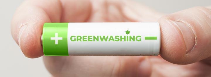 greenwashing energie