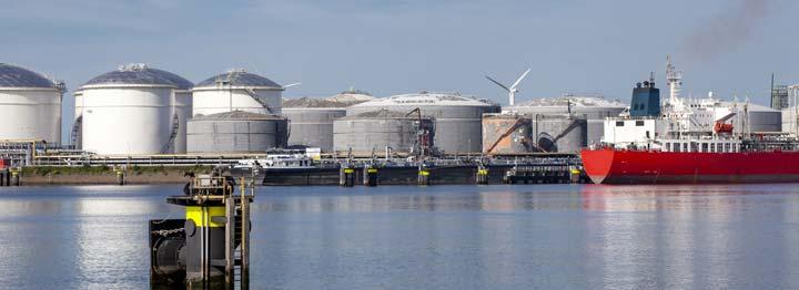 lage prijzen door gas en olie overschot