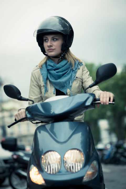 scooter rijden goedkoper met schadevrije jaren