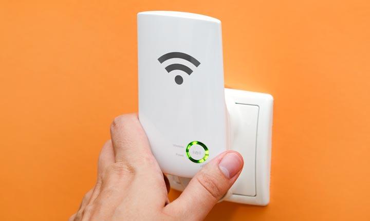 wifi versterker