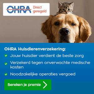 OHRA OHRA Huisdierenverzekering