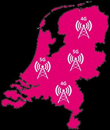 T-Mobile netwerkinfo