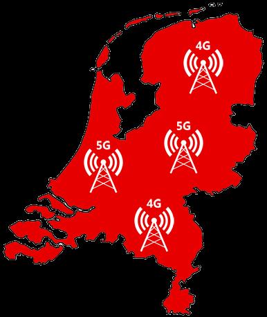 Vodafone netwerkinfo