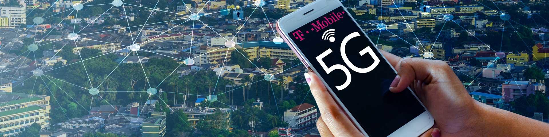 T Mobile landelijk 5G