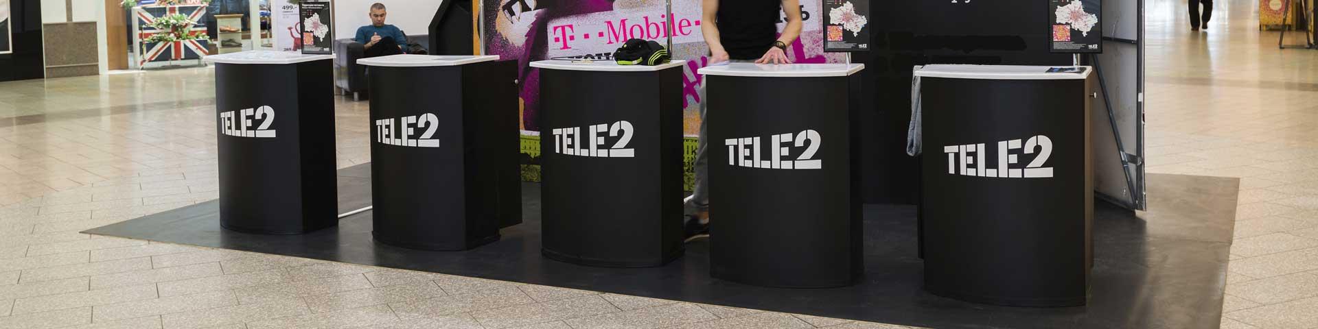 Tele2 abonnementen worden T Mobile