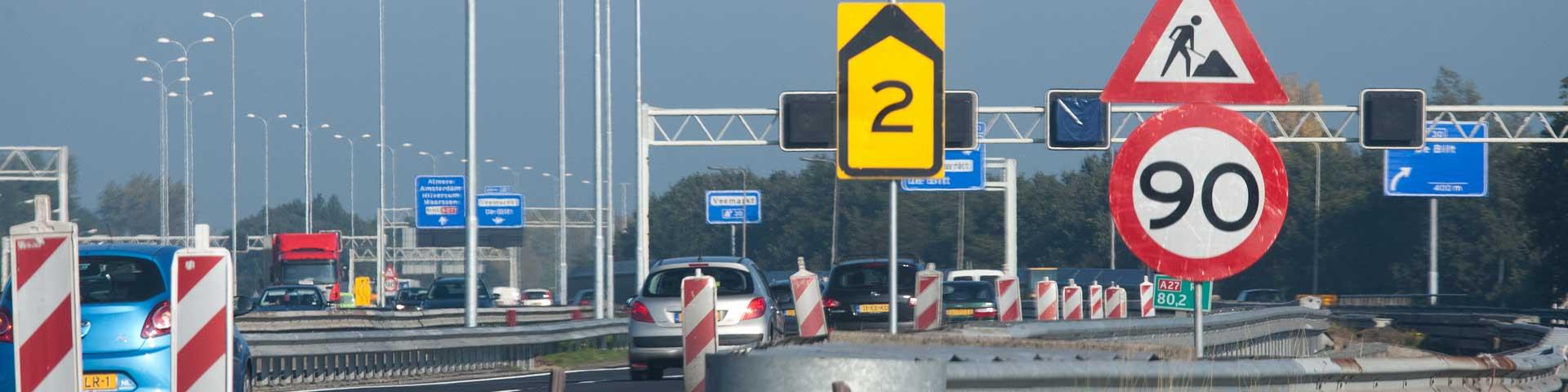 autoschade claimen bij wegbeheerder