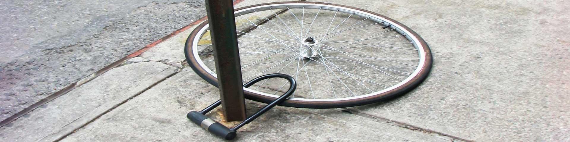 diefstal fiets voorkomen