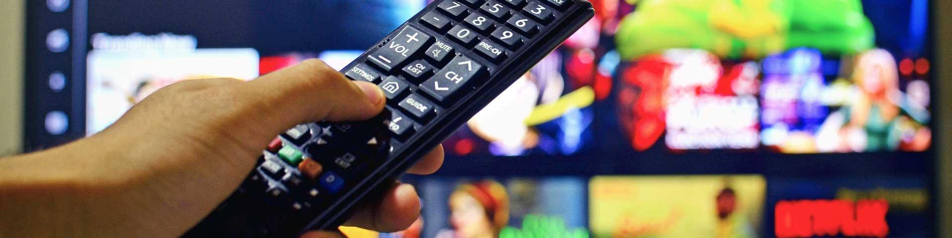 digitale TV vervangt analoge televisie
