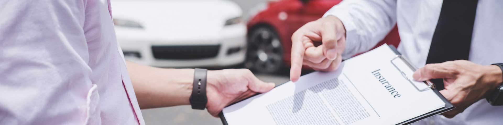 no claim auto schade
