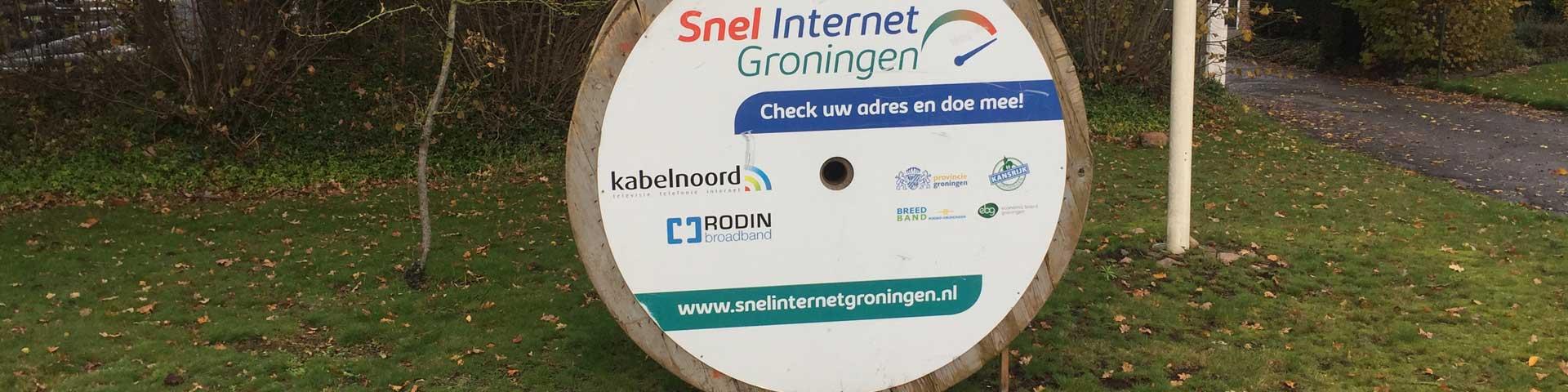 snel internet Groningen
