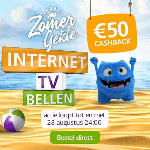 Online.nl Cashback Zomergekte